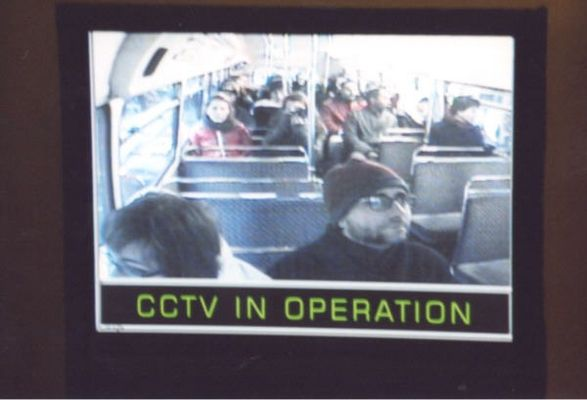 ~London~ cctv in operation