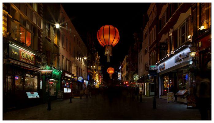 London - China Town