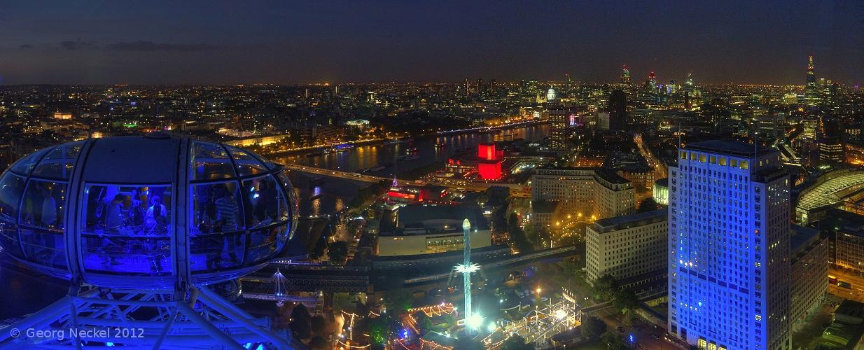 London City Panoview