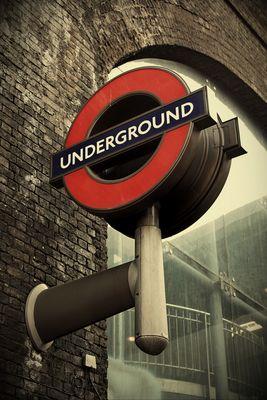 London classics - Underground