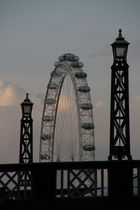 London - Das Auge