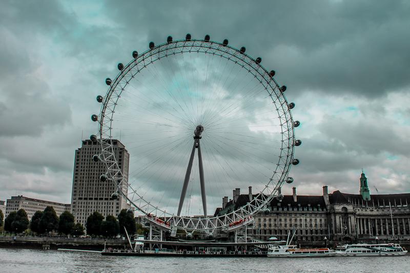 London Eye - 26 Okt 2013
