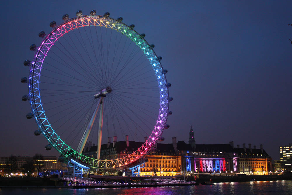london eye at night foto bild europe united kingdom ireland england bilder auf fotocommunity. Black Bedroom Furniture Sets. Home Design Ideas