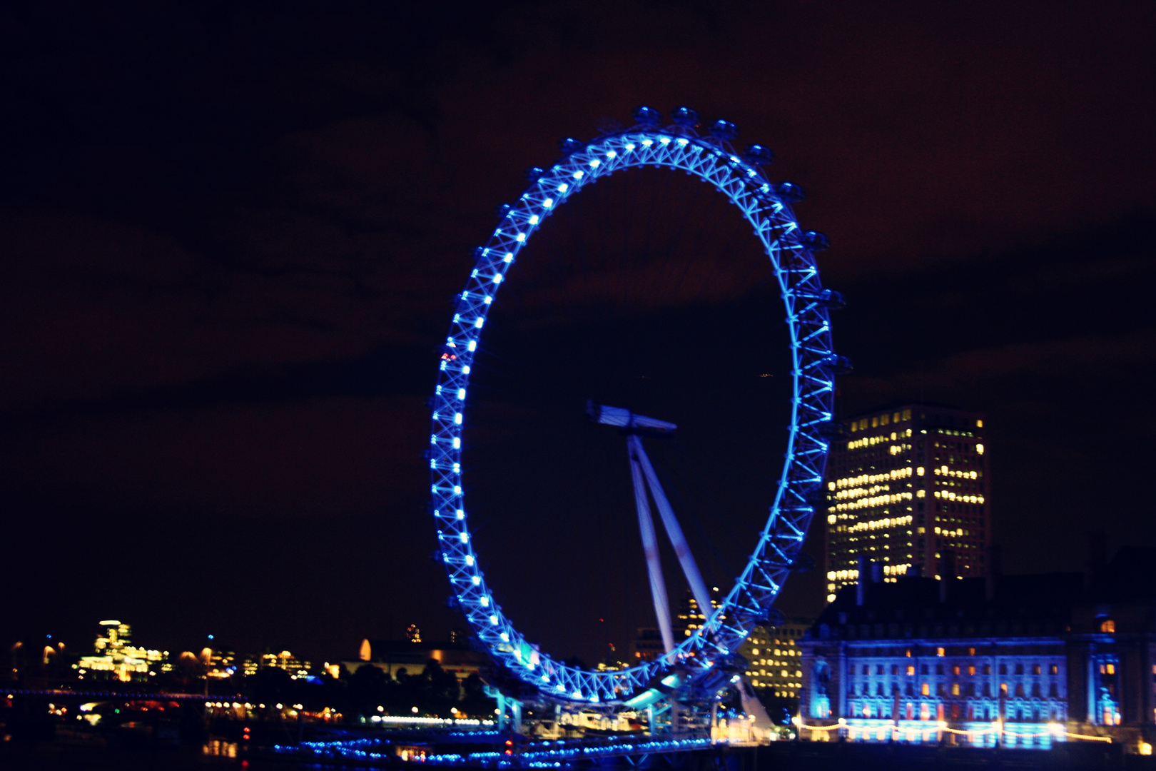 London - Eye