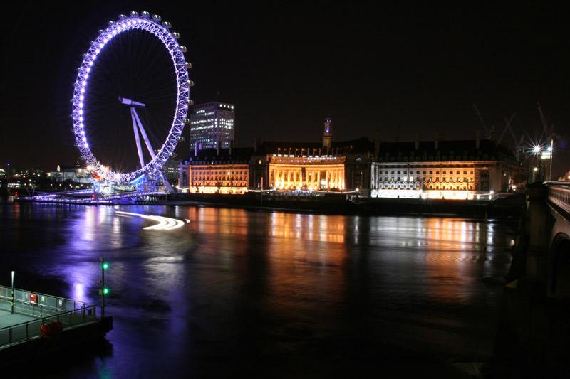 ...london eye...
