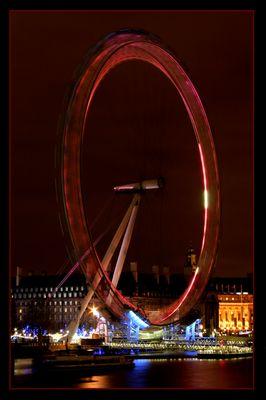 ---London eye---