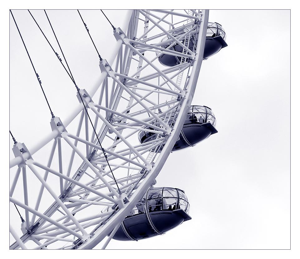 London Eye - F 11