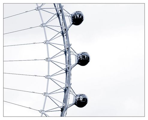 London Eye - Interpretation Nr. I