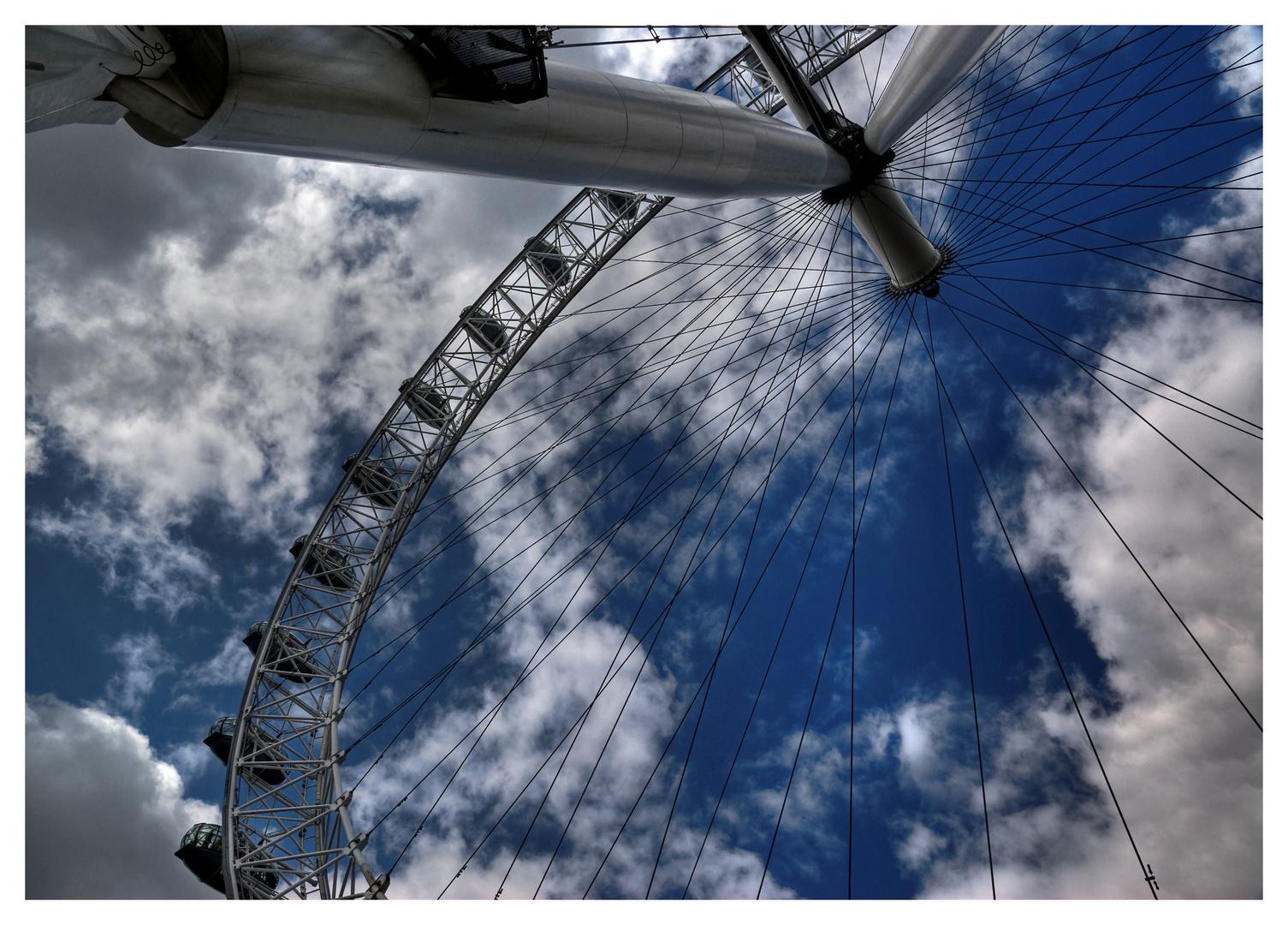 London Eye mal anders