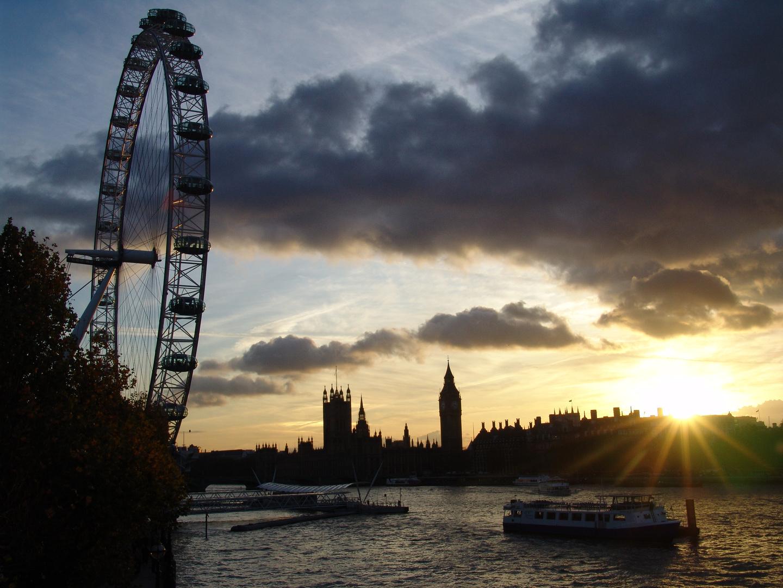 London Eye und London
