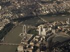 >London Eye & Waterloo Station<