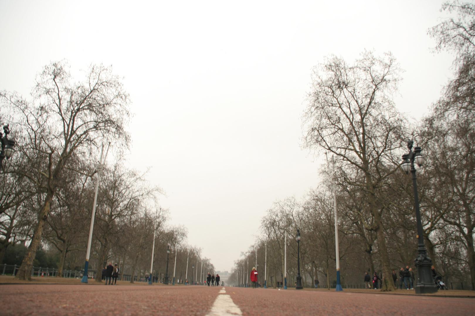 London Februar 2011