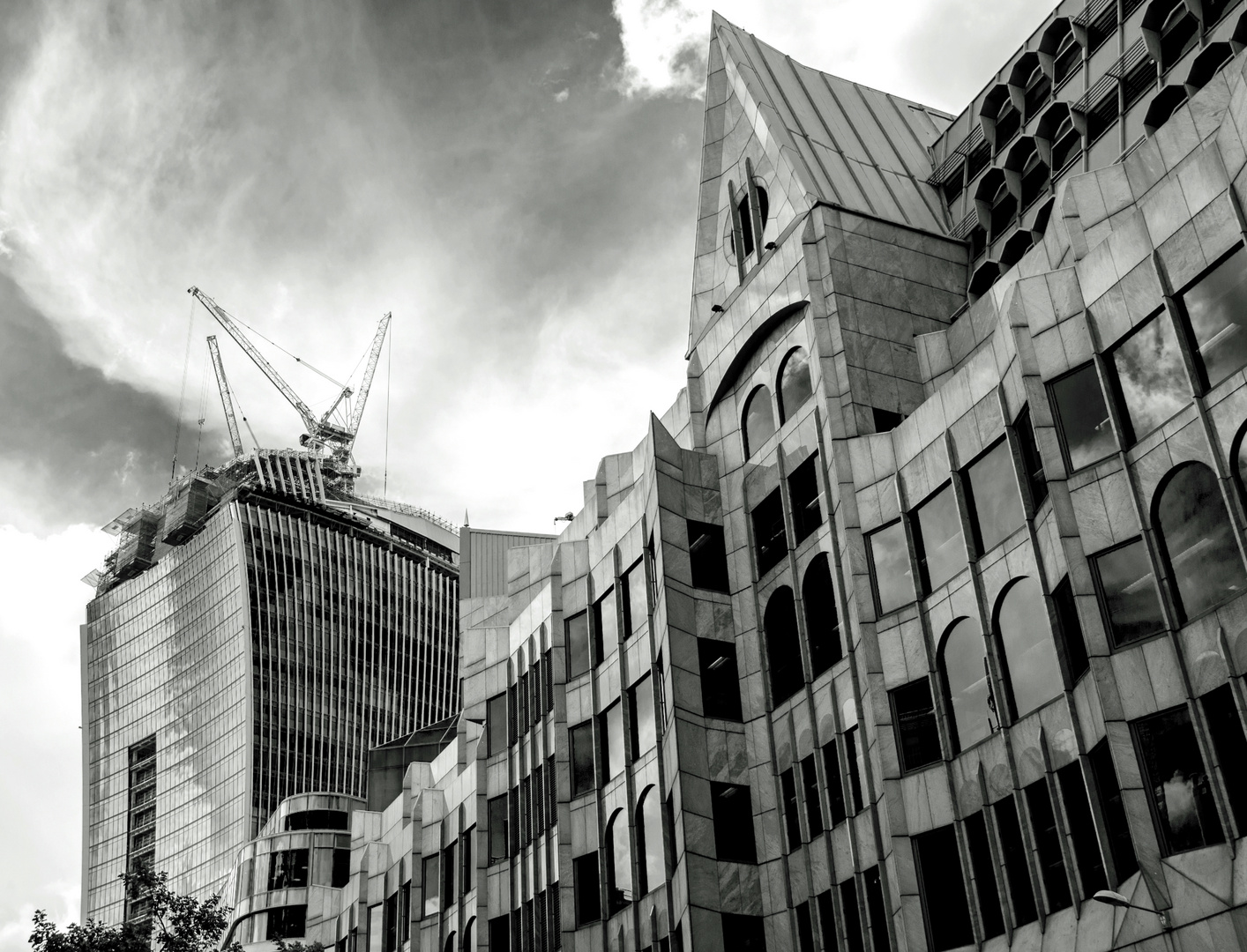 London Frontage
