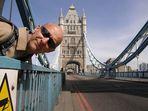 London: fucking tourist in london