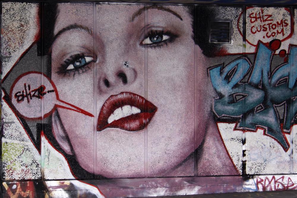 London Graffity Art