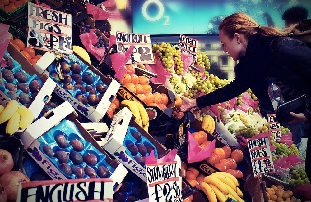 London greengrocers