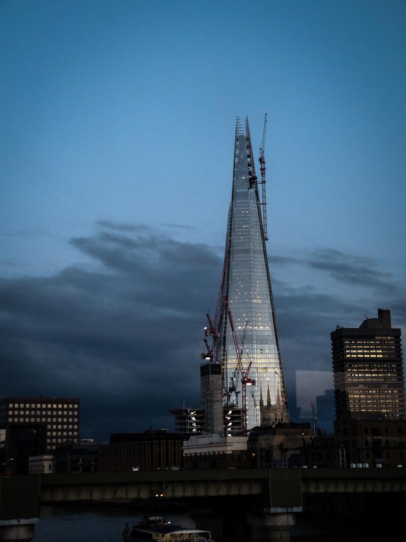 London im Aufbau