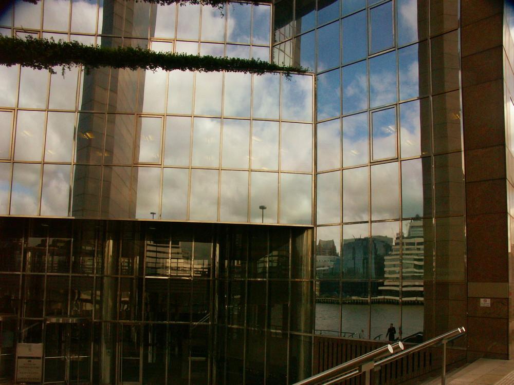 London im Spiegel