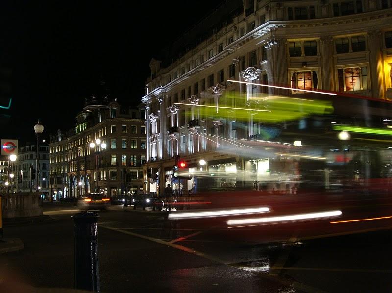 London in  night