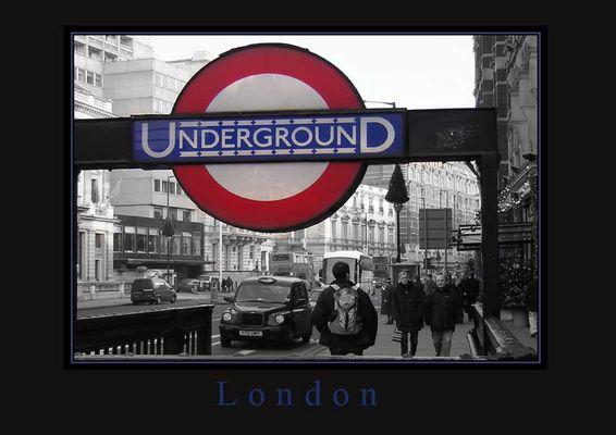 London in SW