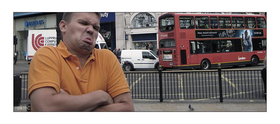London ist doof...