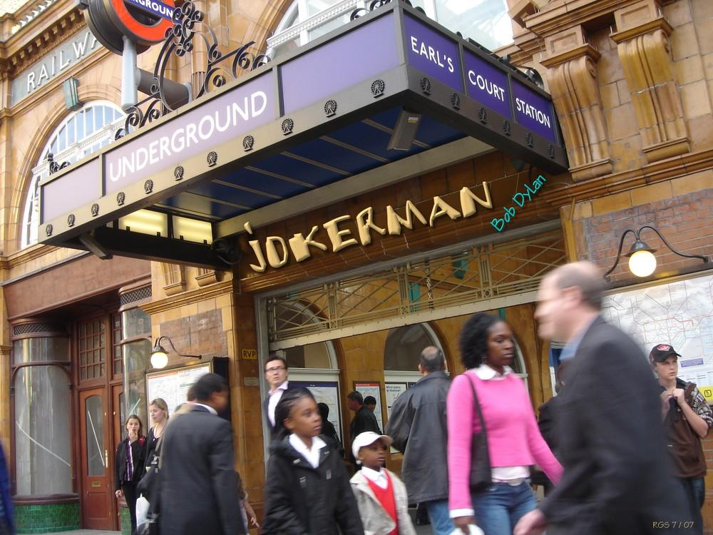 London - JOKERMAN