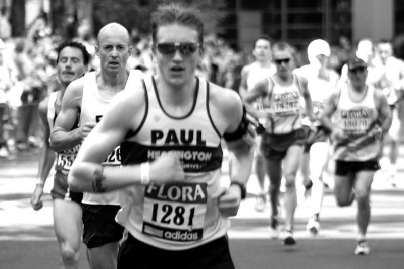 London Marathon 2007