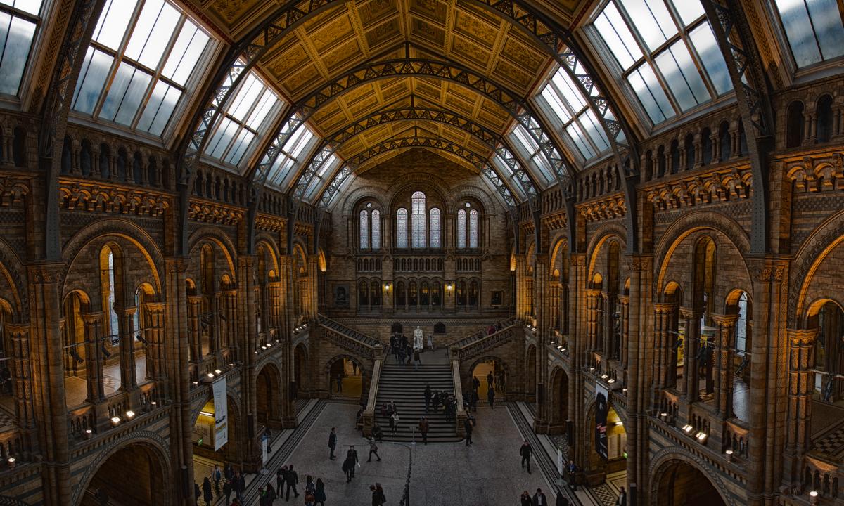 London Naturkundemuseum