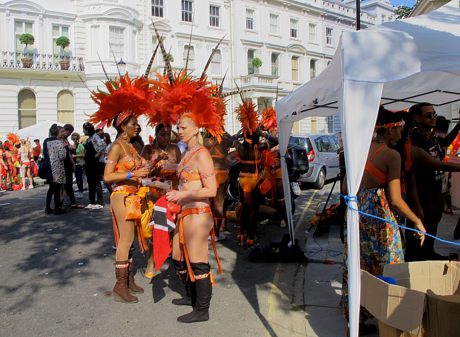 London, Notting Hill Carneval  2013