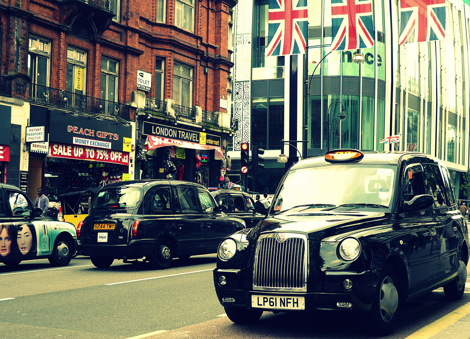 London // Oxford Street