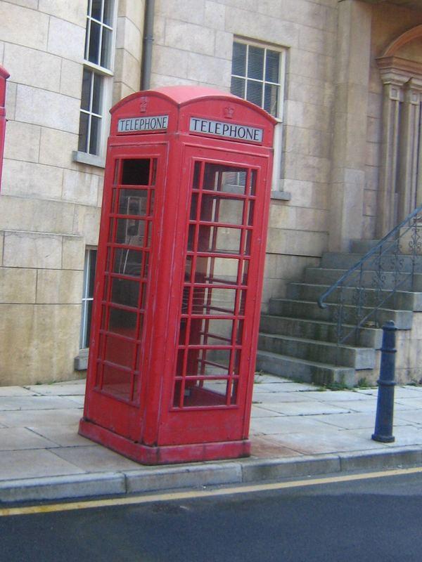 London phones