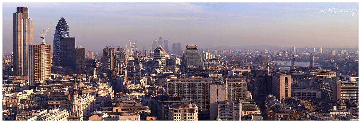 London Skyline II