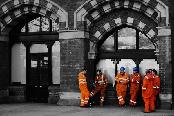 Londoner Arbeiter
