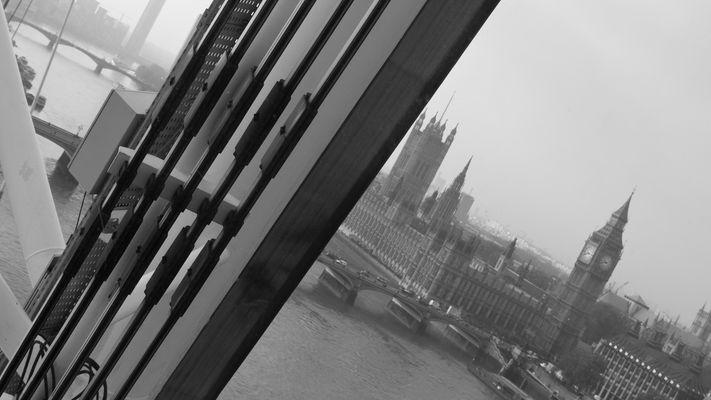 Londoner Ausblick