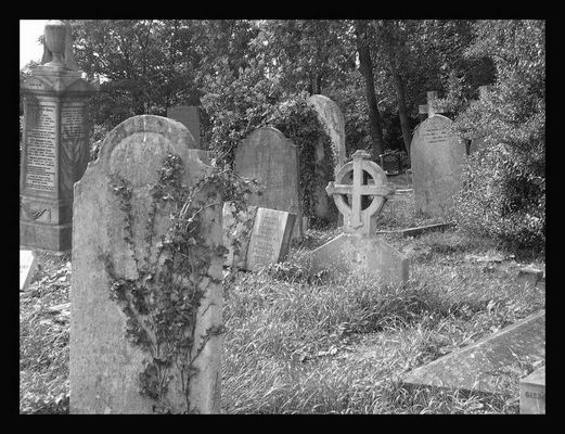 Londoner Friedhof