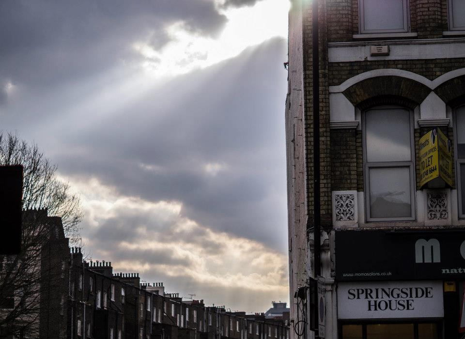Londoner Himmel