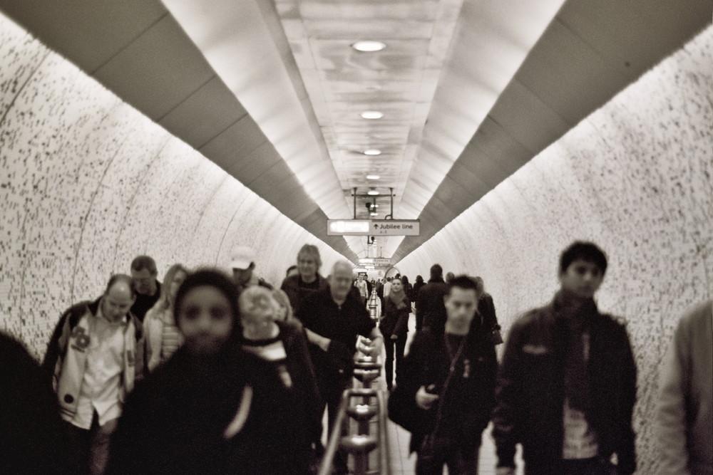 London's chaos
