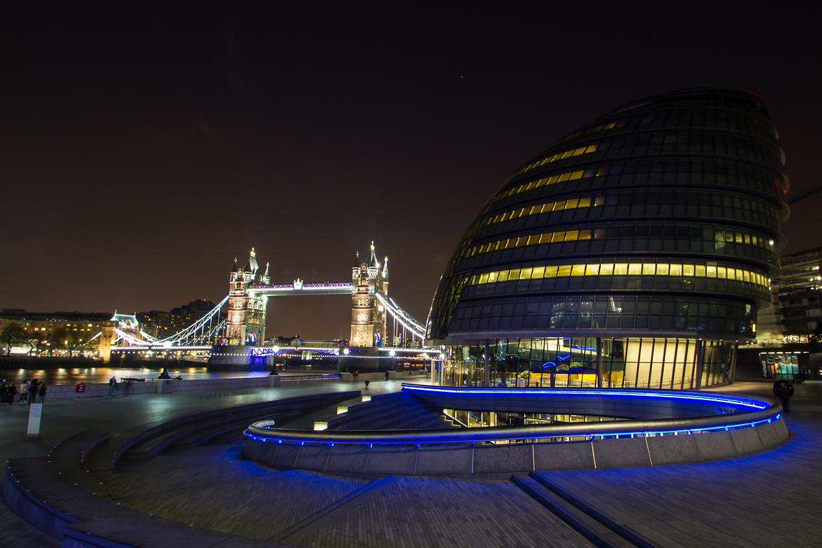 Londons Sehenswürdigkeiten