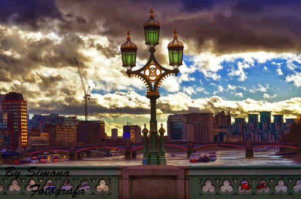London.Westminster Bridge.
