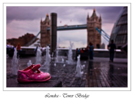 Londra 8 (Cinderella passed by...)