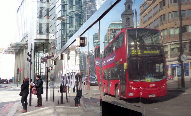Londres - Bus à impériale