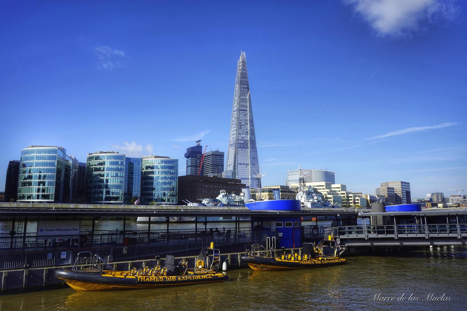 Londres  Tamesis