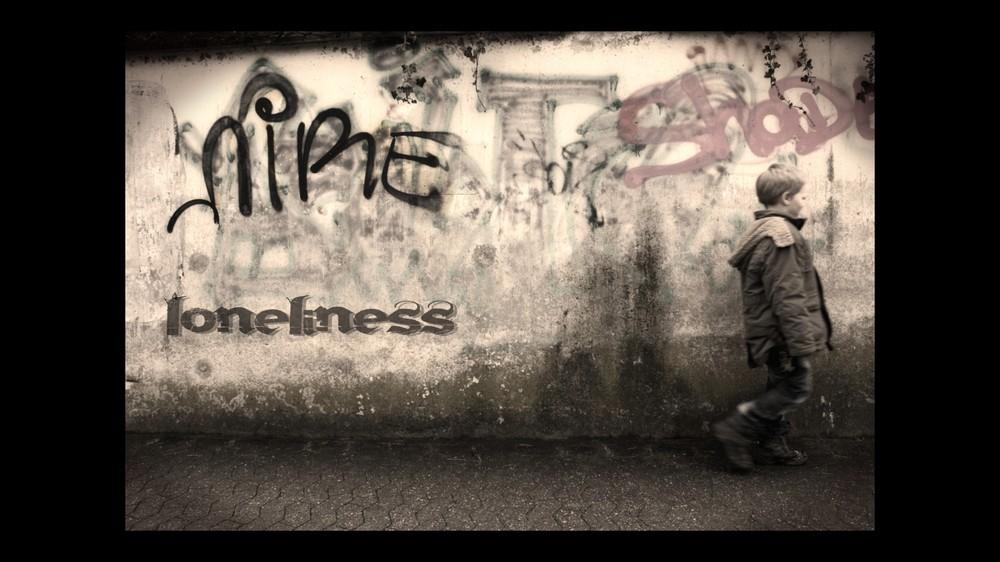 ...loneliness...