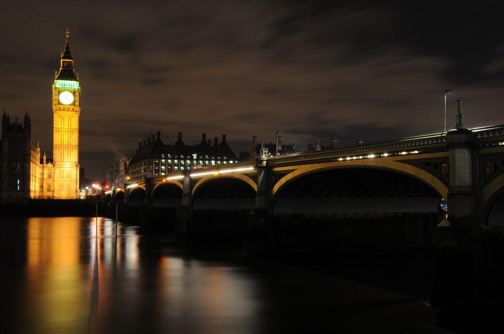 Lonely Big Ben | London