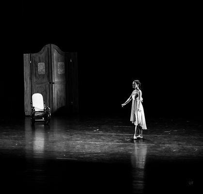 Lonely Dancer IV