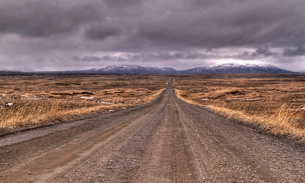 lonely Iceland