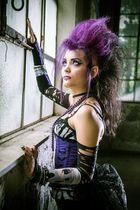 Lonely Violet