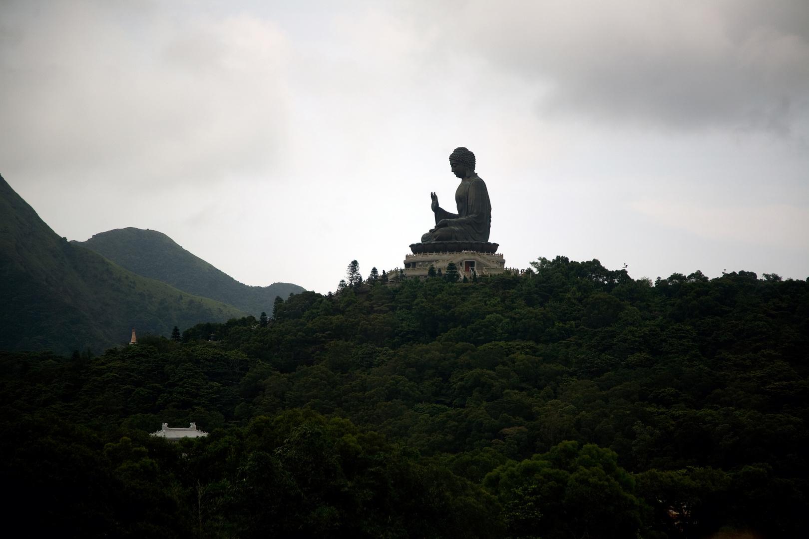 Lonesome Buddha