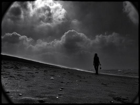 Lonesome Walker....
