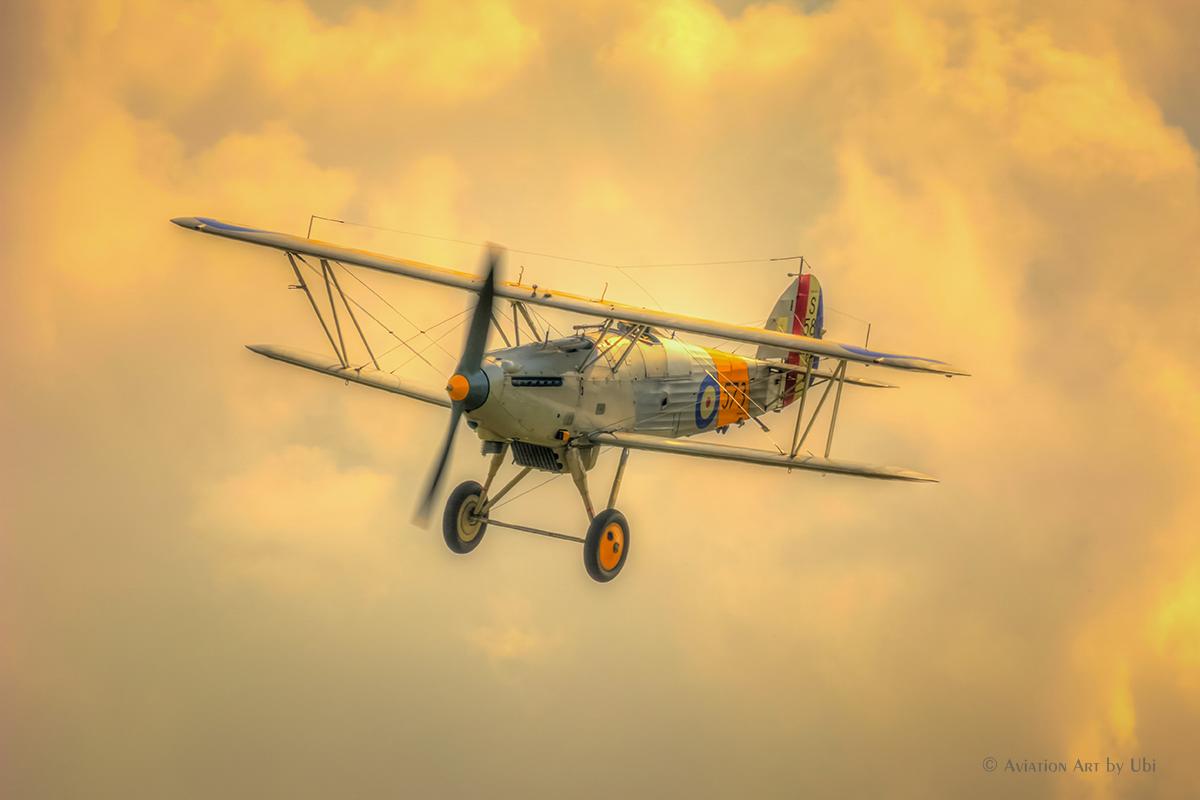 Long ago - Hawker Nimrod